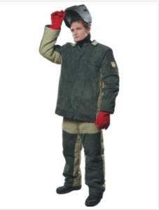 костюм сварщика со спилком